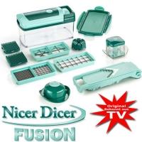 Nicer Dicer Fusion, Set 13tlg.