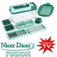 teleshop onlineshop f r teleshopping nicer dicer fusion gem seschneider set 10tlg 2644. Black Bedroom Furniture Sets. Home Design Ideas