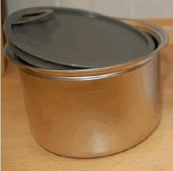 4 tlg. Ersatzbehälter zum Hot Pot