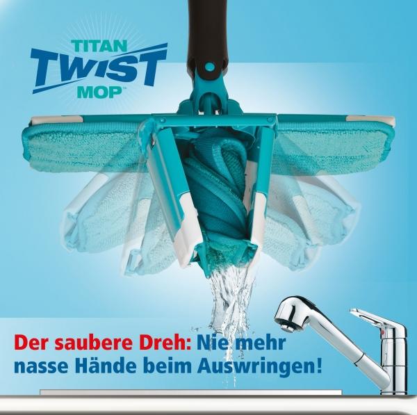 Titan Twist Mop Original aus dem TV