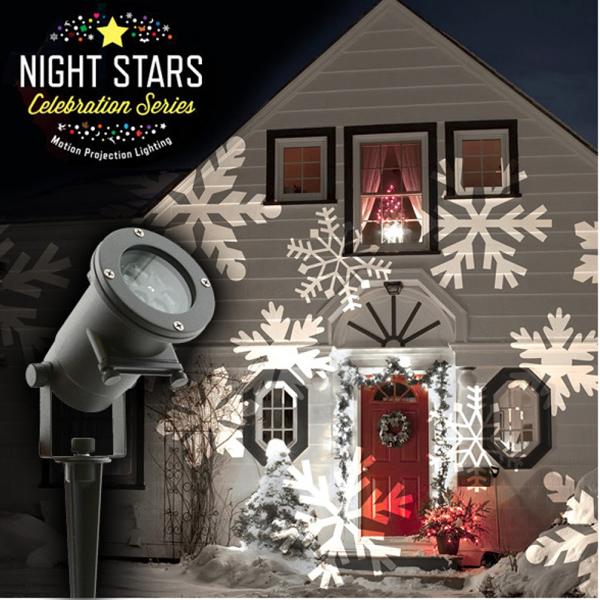 Night Stars Holiday Charms mit 12 Motiven