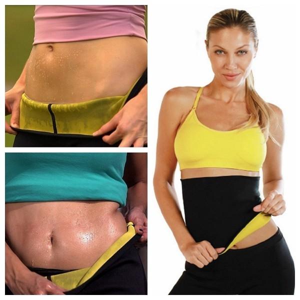 Hot Belt lässt Bauchfett wegschmelzen - Grösse S