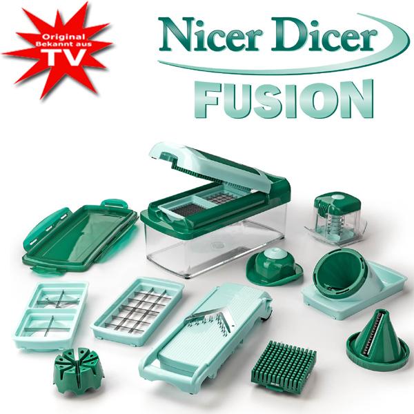 Genius® Nicer Dicer Fusion Smart, 16tlg.