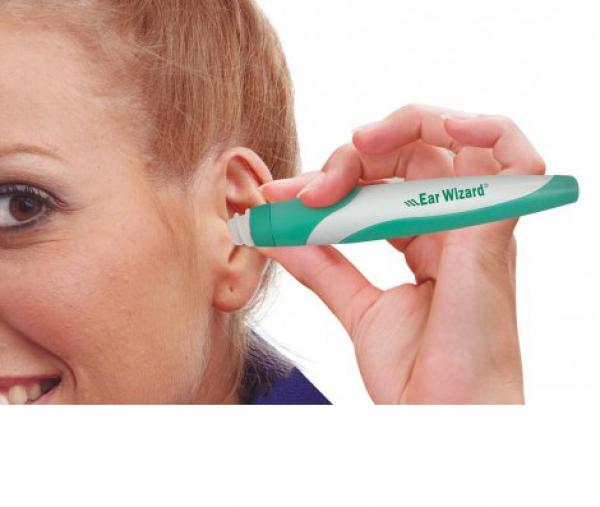 Ear Wizard sichere und sanfte Ohrenreinigung