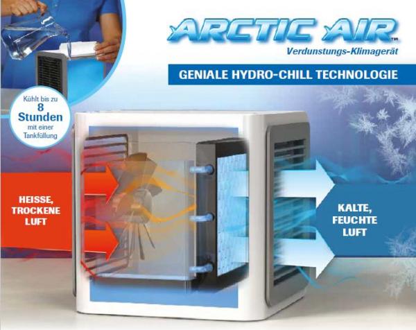 Arctic Air kompaktes Klimagerät 3in1 / 2er Aktion
