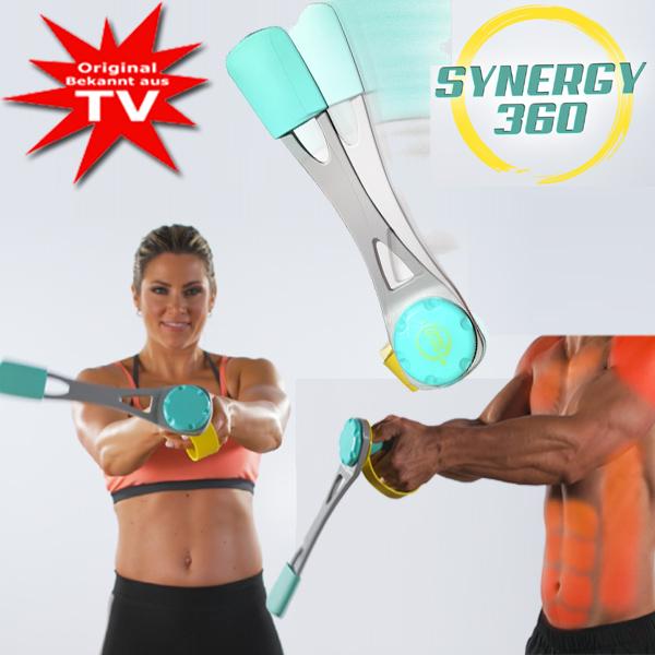 Synergy 360 - Dynamic Workout System aus dem TV