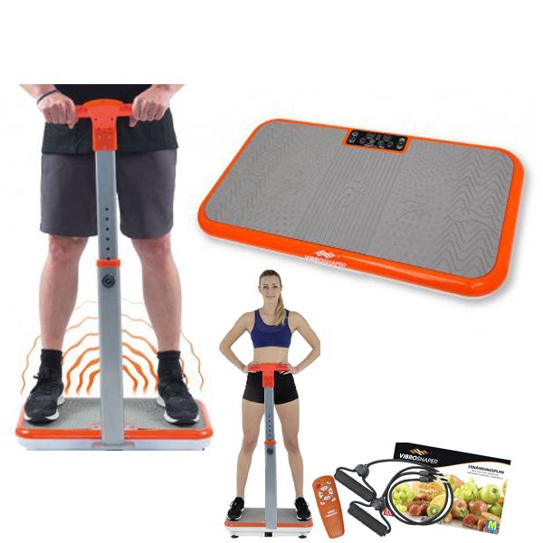 Vibro Shaper Ganzkörper - Fitnessgerät mit Griff