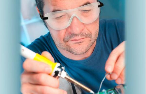 Zoom Magix Brille mit Vergrösserungsgläser 2für1