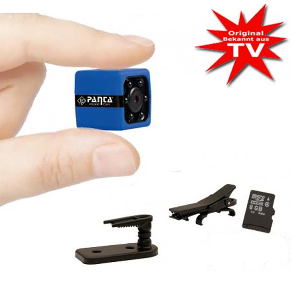 Panta Pocket Cam Mini Kamera