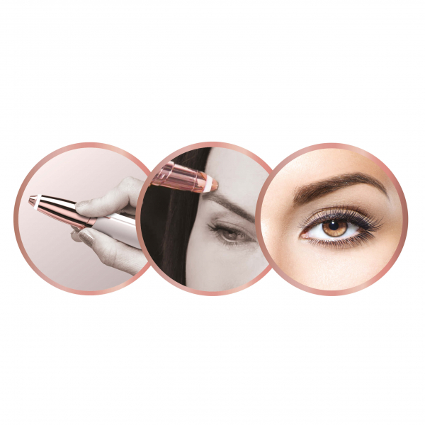 Flawless Brows Augenbrauen-Trimmer