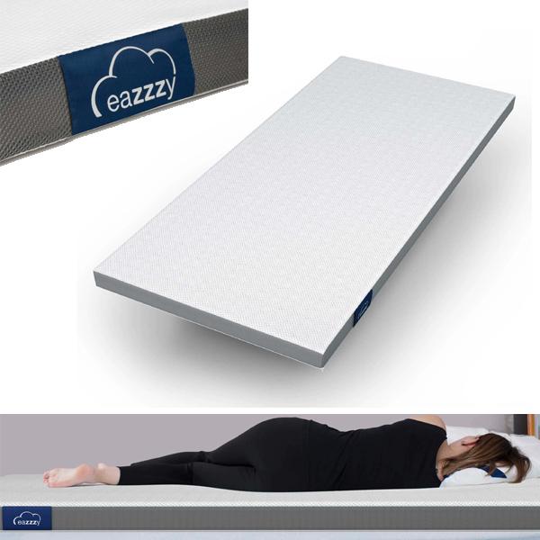 eazzzy Matratzentopper 100 x 200 cm