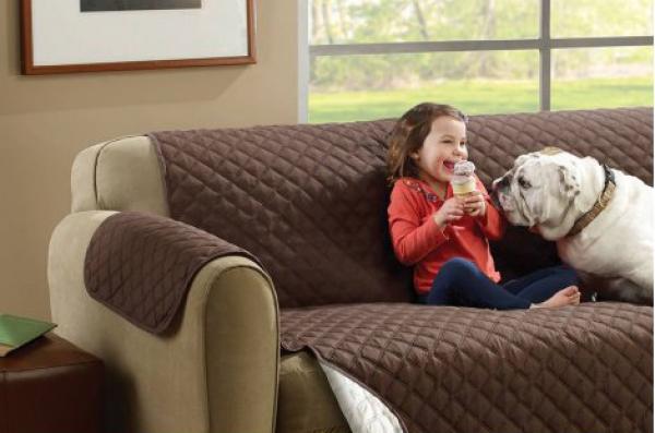 Couch Coat Grösse M für 2er Sofas