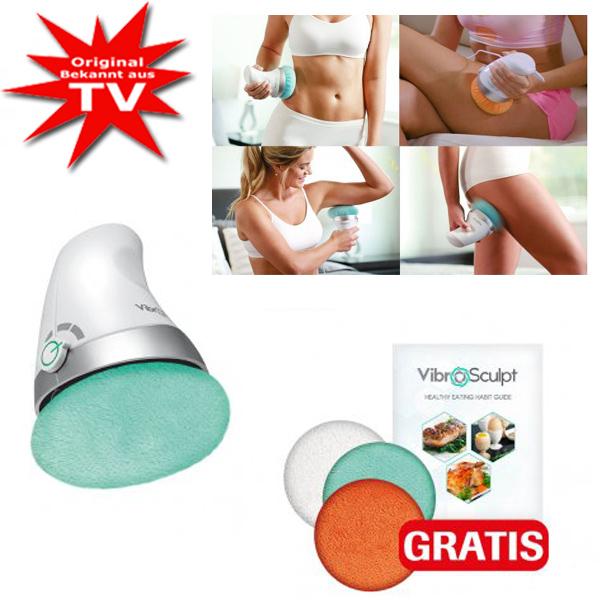 Vibrosculpt Anti-Cellulite und Massage