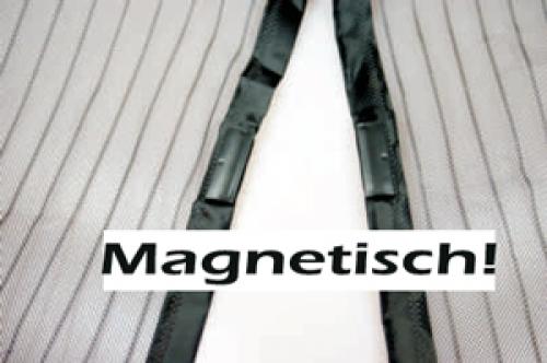 Fliegenvorhang Magic Mesh click - weiss