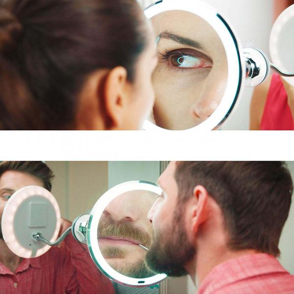 My Flexible Mirror + Flawless Brows Beauty Set