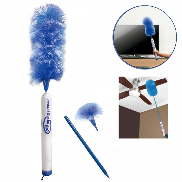 Instant Duster Pro - rotierender kabelloser Staubwedel