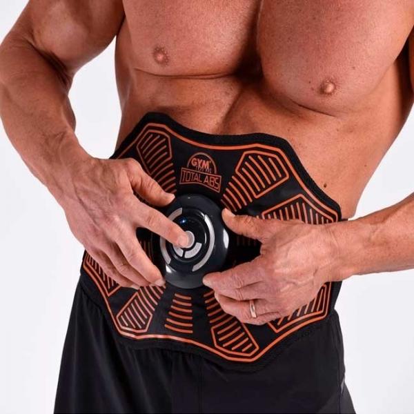 Gymform Total Abs EMS-Training + Mini Gürtel gratis