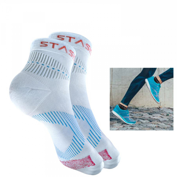 Neuro Socks Athletic Weiss - Grösse XL