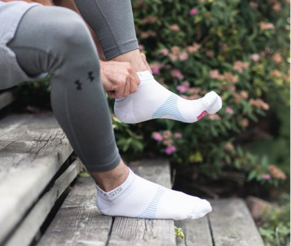 Neuro Socks Athletic Weiss - Grösse S