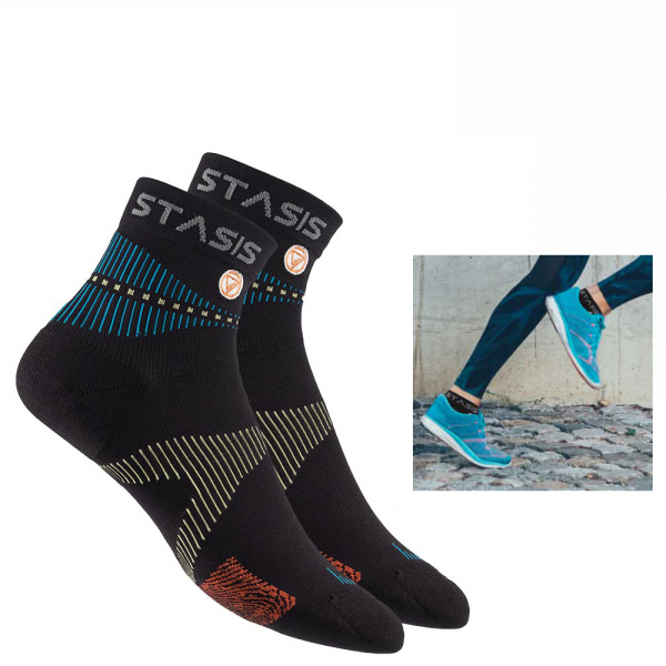 Neuro Socks Athletic Schwarz - Grösse M