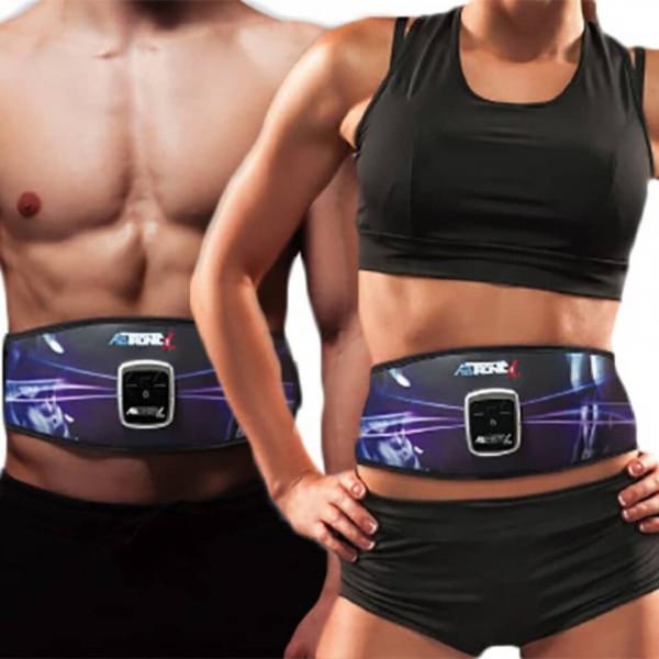 Abtronic X2 Edge EMS Muskelstimmulations- Gürtel