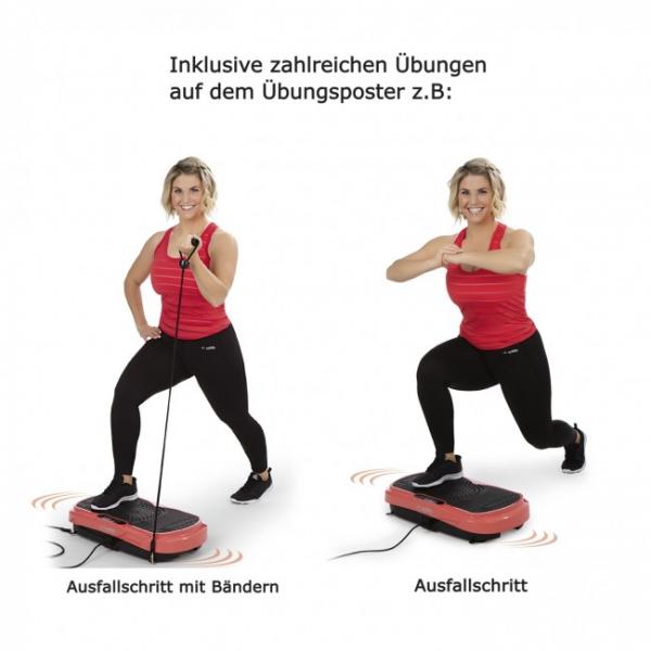 syltfit Vibrationstrainer - präsentiert von Beatrice Egli