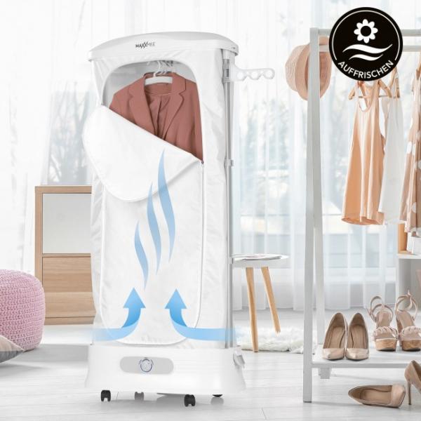 MAXXMEE Wäschepflege-Center 3in1 1350W weiß