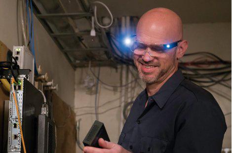 Zoom Magix LED Vergrösserungsbrille 1+1 Gratis