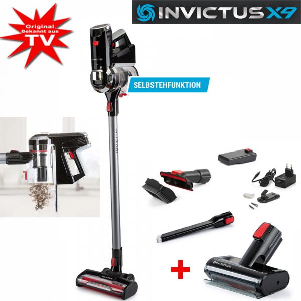 Invictus X9 Set, 14-tlg. inkl. Mini-Elektrobürste