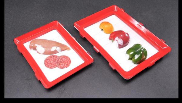 Clever Tray XL Fresh keeping system set 8 pcs.
