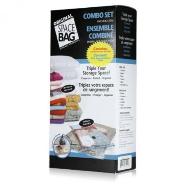 Space Bags 12 Teilig