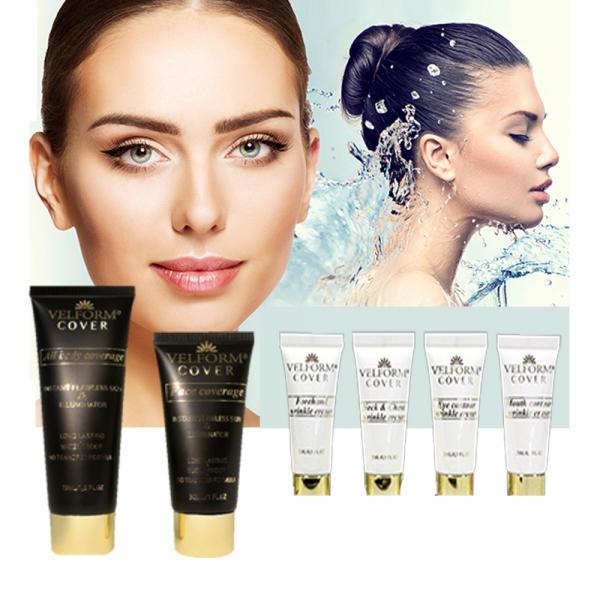 Velform® Cover deckendes Makeup Set - Farbe Honey
