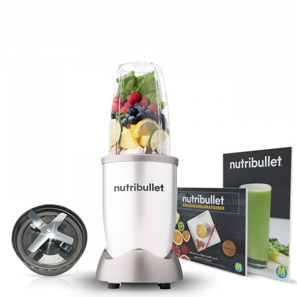 NutriBullet® 600W Weiss 5tlg.