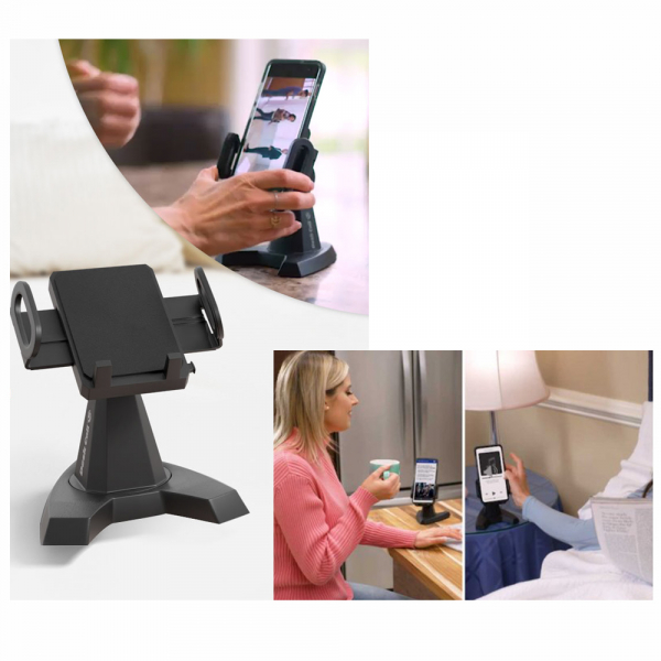 Desk Call ultimative Telefon-Halterung 1+1 Gratis