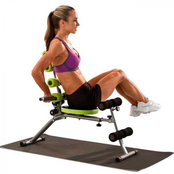 AB CELERATE abdominal bench