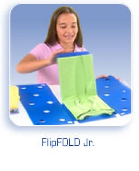 Wäschefaltbrett für Kinderkleider!