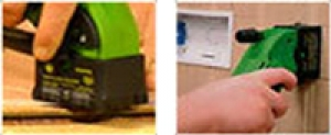 Exakt Mini-Handkreissäge Set