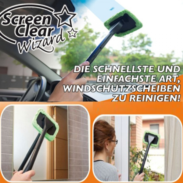 Screen-Clear-Wizzard Scheibenreiniger