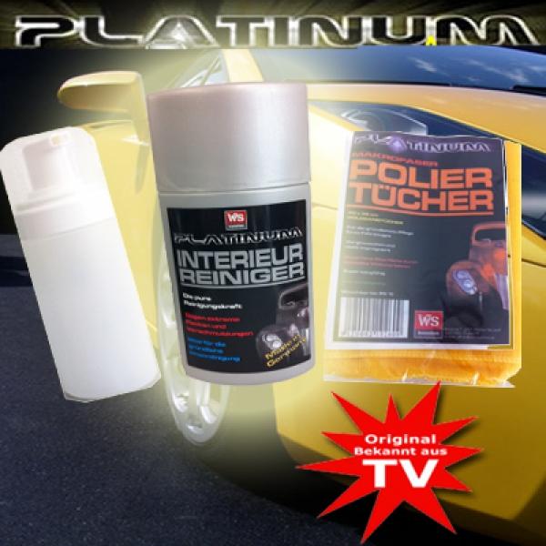 WS Platinum Textil-Reiniger Set