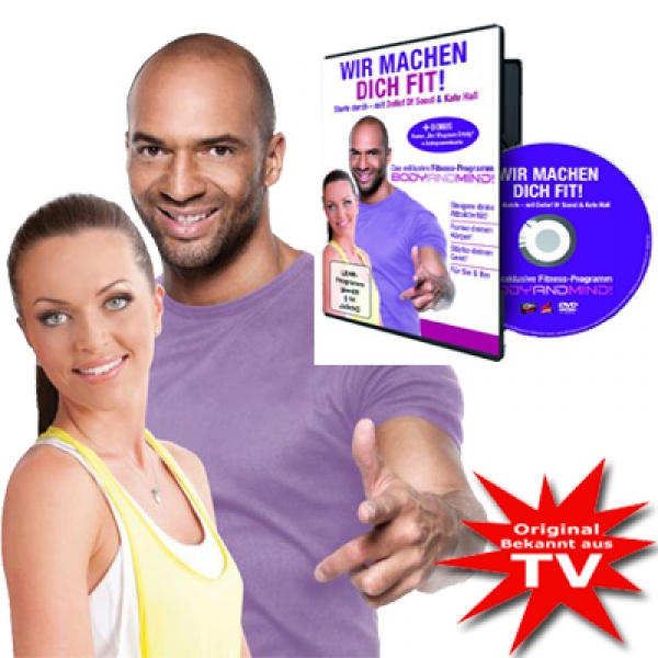 Body and Mind DVD mit Detlef D! Soost