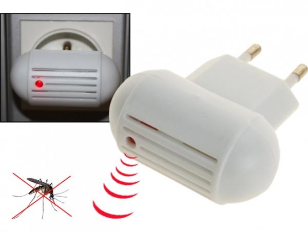 Anti-Mücken-Stecker ohne Chemie