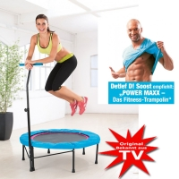 Miami Life POWER MAXX Fitness-Trampolin