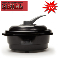Micro Chef Grill 8in1 schwarz