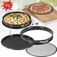 GOURMETmaxx Grill- und Pizza-Backform 3in1