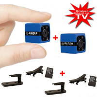 Panta Pocket Cam Mini Camera - 2 Sets