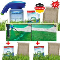 Hydro Mousse greening system set + 2x refill pack