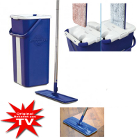 Livington Touchless Mop - Clean floors - clean hands