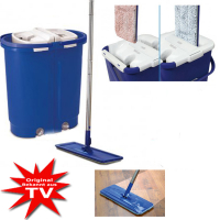 Livington Touchless Mop XXL - Clean floors - clean hands