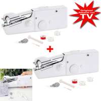 Portable mini hand sewing machine 1+1 free