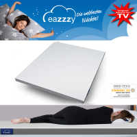 eazzzy mattress topper 160 x 200 cm Sleep quality like on clouds
